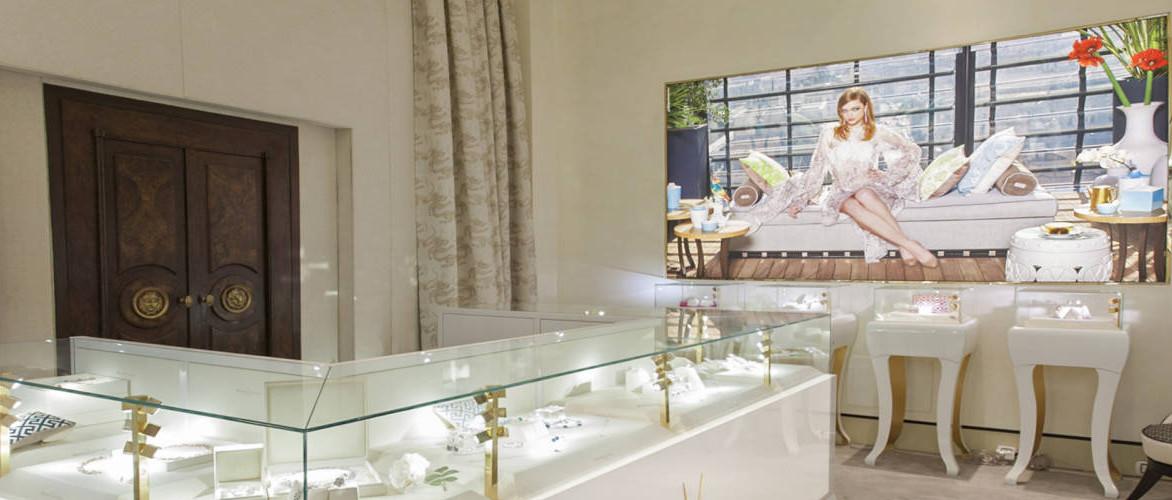 foto Tecnolegno Allestimenti - Milano - Villa Meissen - © davide giglio architettura interno interni